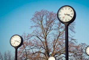 change clocks