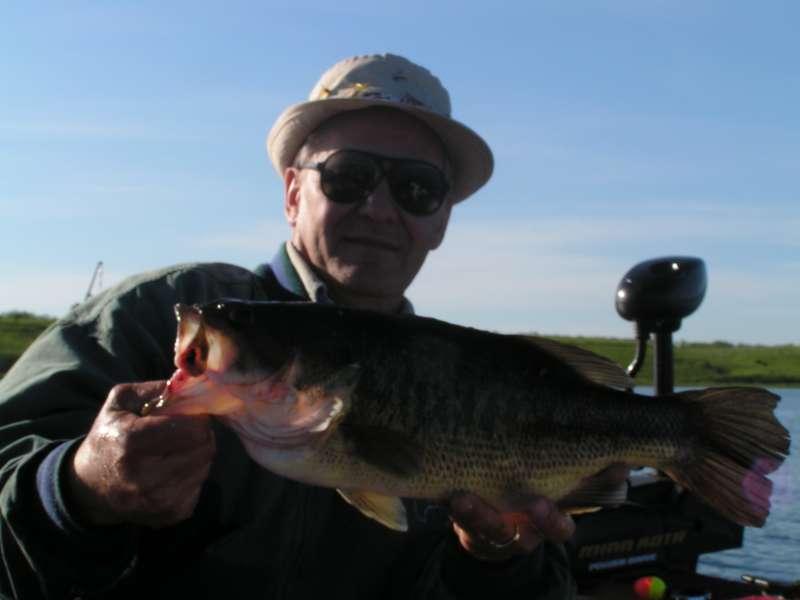 Bill, fishing